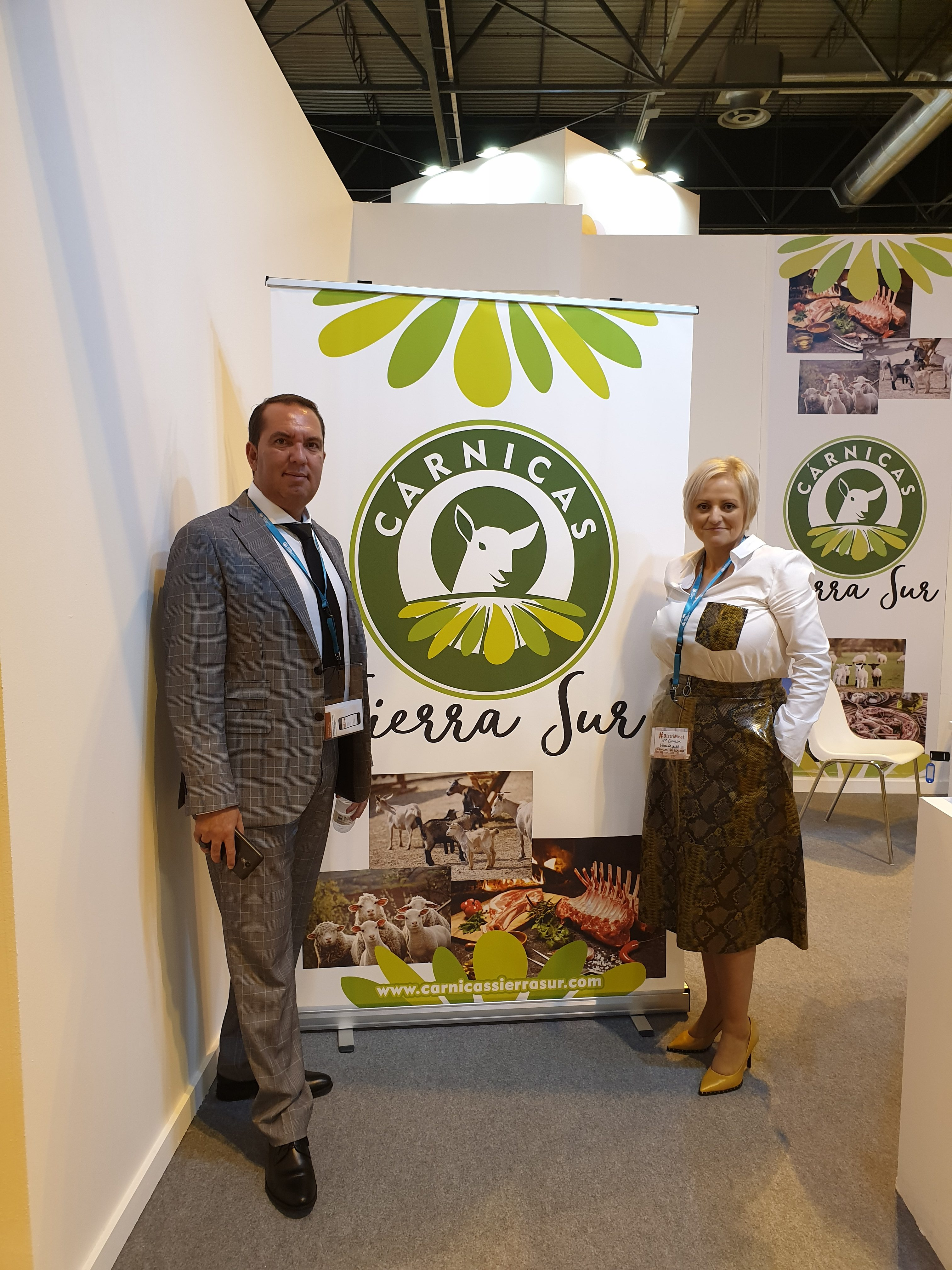 Cárnicas Sierra Sur Will Show Its Solidity And Solvency At Meat Attraction