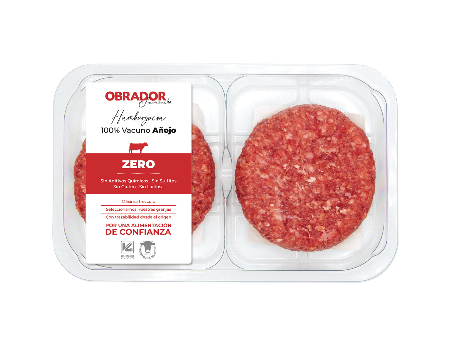 Frimancha Presents Its New 100% Natural  Beef Burger, Zero Additives And No Sulfites