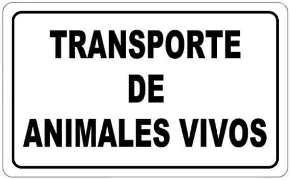 Anafric Reports On Exceptions In The Transport Of Live Animals During The State Of Alarm For The Coronavirus