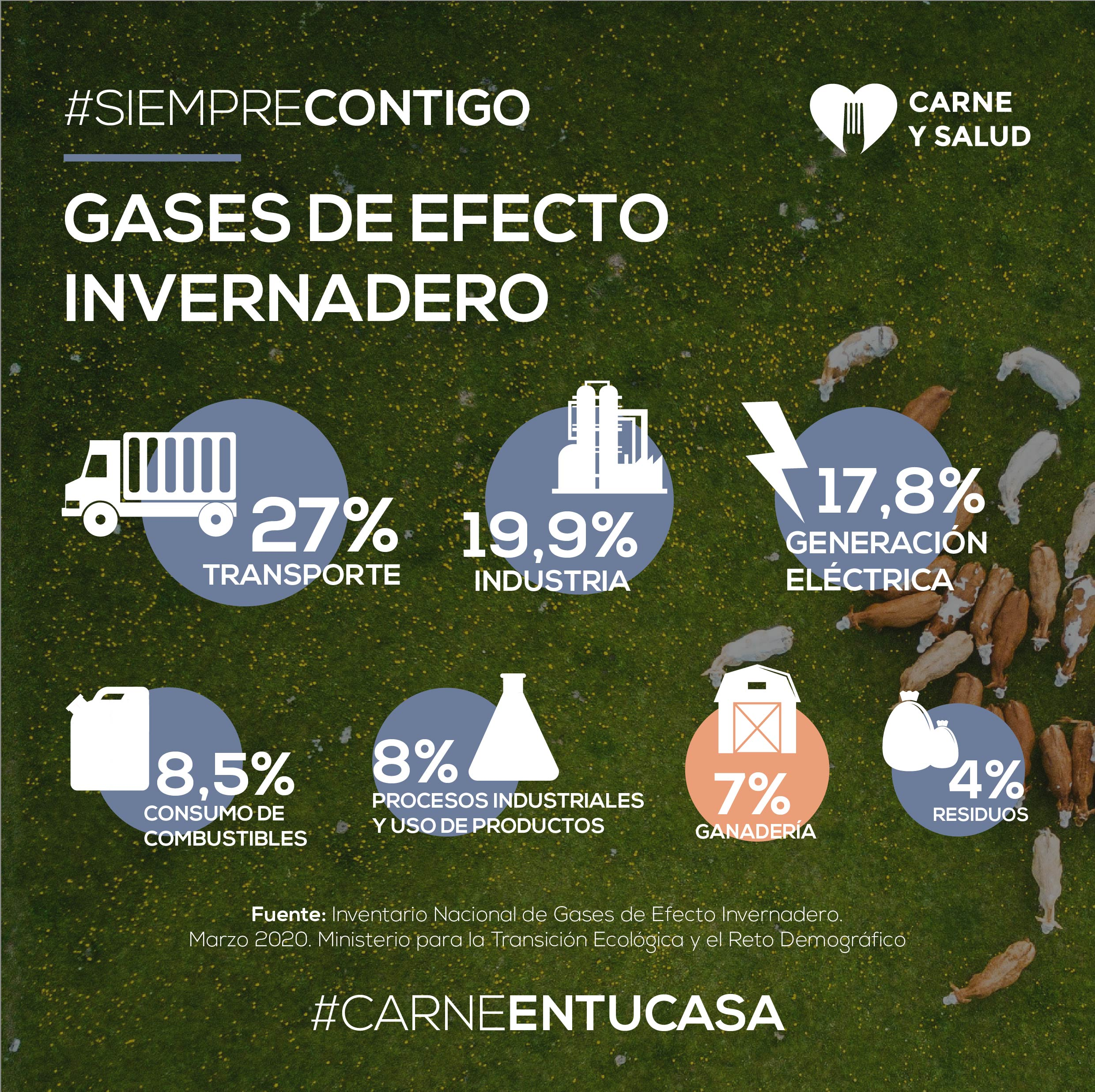Carne Y Salud: Livestock And Meat Production And Greenhouse Gas Effects During Covid-19