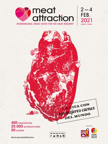 Meat Attraction Confirms The Dates Of Celebration And The Project Of Development Of The Fair