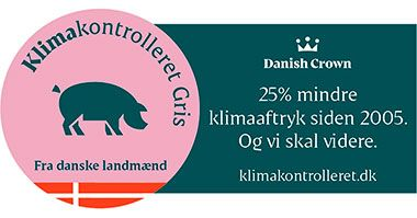 Example Of How To Show The Work Of The Meat Industry To Reduce Emissions To The Environment: Danish Crown Will Market Labels On Its Products Showing The Work Done By The Country's Farmers And Ranchers To Be More Respectful Of The Environment