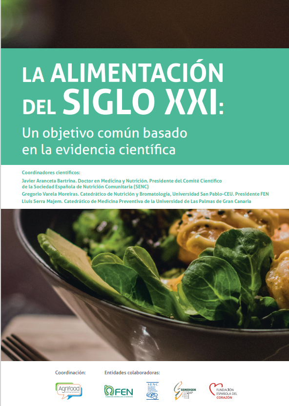 Book's Presentation Food For The XXI Century: A Common Goal Based On Scientific Evidence