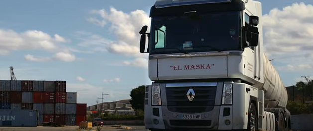 Documentary On The Protection Of Animals Transported By Boat From Spain